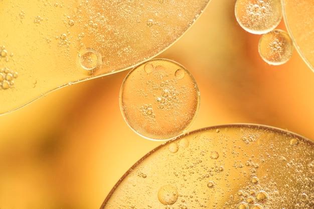 Gelbe verschiedene luftblasenbeschaffenheit Kostenlose Fotos