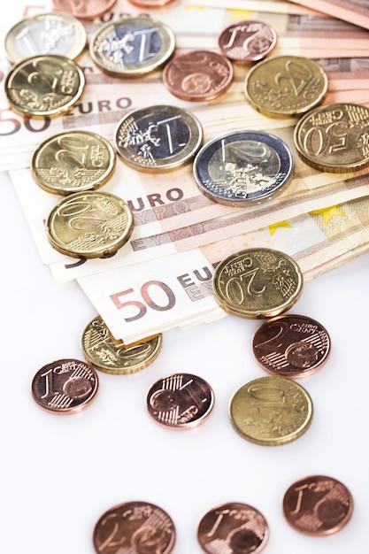 Geld auf dem tisch Kostenlose Fotos