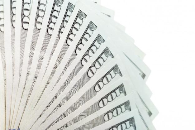 Geld hautnah Premium Fotos