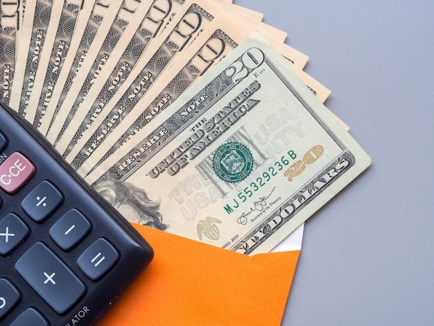Geldgeschäft Premium Fotos