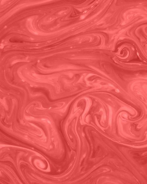 Gemischte rote und rosa marmorbeschaffenheitsdesign-kunstmalerei Kostenlose Fotos