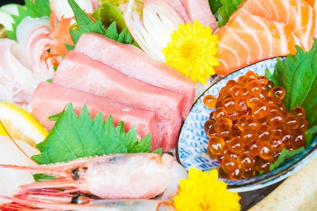 Gemischte Sashimi Kostenlose Fotos