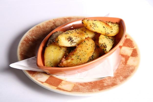 Gericht mit kartoffeln Kostenlose Fotos