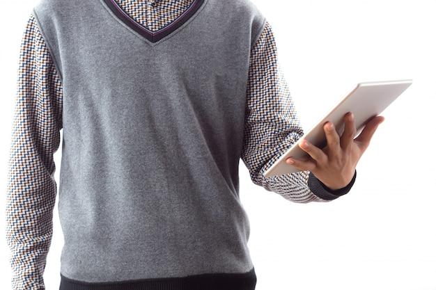 Geschäft tragbare weiße männer touchscreen Kostenlose Fotos
