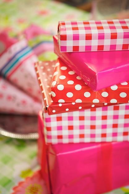 Geschenke Premium Fotos
