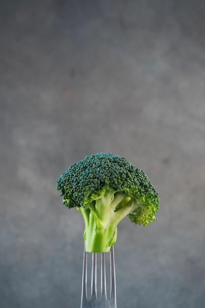 Gesunde lebensmittelzusammensetzung mit brokkoli Kostenlose Fotos