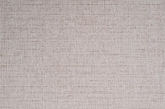 Gewebesegeltuch-beschaffenheitshintergrund des whit grauer Premium Fotos