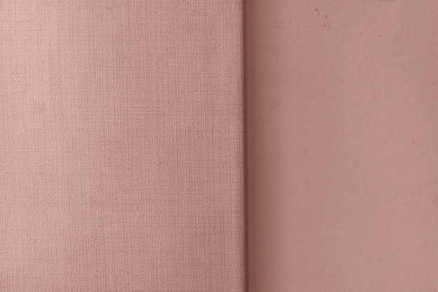 Gewebter rosa leinenstoff Kostenlose Fotos