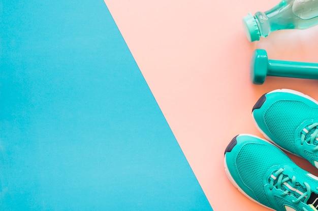 Gewichtsverlust zusammensetzung mit platz auf links Kostenlose Fotos