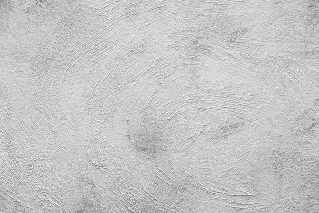 Gipswände im loft-stil, grauer, weißer, leerer raum als tapete. beliebt zu hause Premium Fotos
