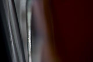 Gitarrensaiten closeup, instrument Kostenlose Fotos