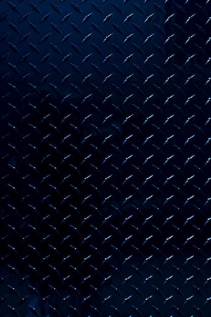 Glänzendes blaues metall kopierter hintergrund Kostenlose Fotos
