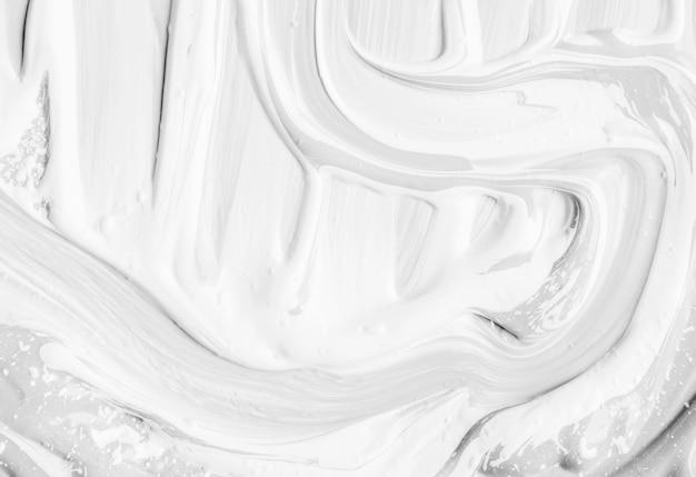 Glänzende Farbe in Spuren von Pinsel | Download der kostenlosen Fotos