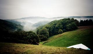 Gleitschirmfliegen Kostenlose Fotos
