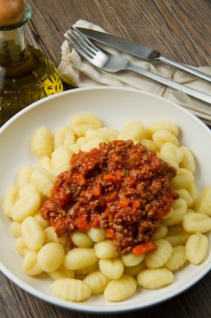 Gnocchi Premium Fotos