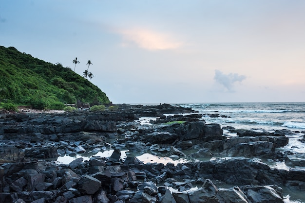 Goa strände südindien paradies Premium Fotos