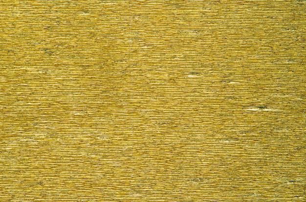 Gold geriffeltes papier Premium Fotos