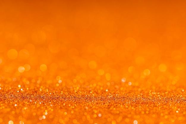 Gold schimmernder glitzer Premium Fotos
