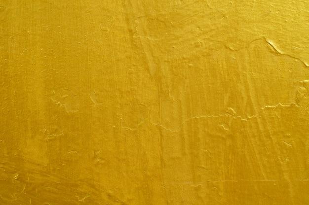 Goldene wand hintergrund Premium Fotos