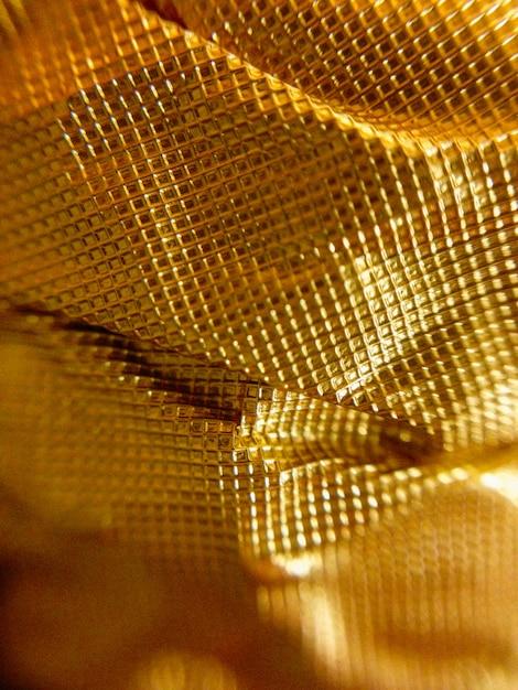 Goldfolie Premium Fotos