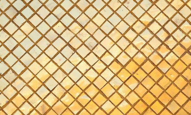 Goldnahtloser abstrakter musterhintergrund Premium Fotos