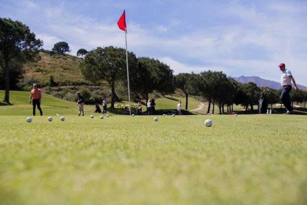 Golf Kostenlose Fotos
