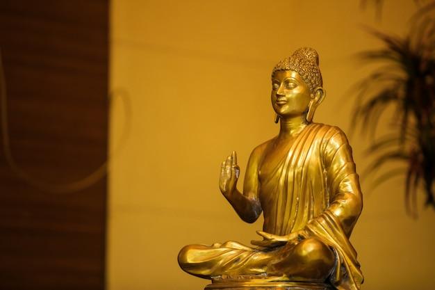 Gott goutama buddha Premium Fotos