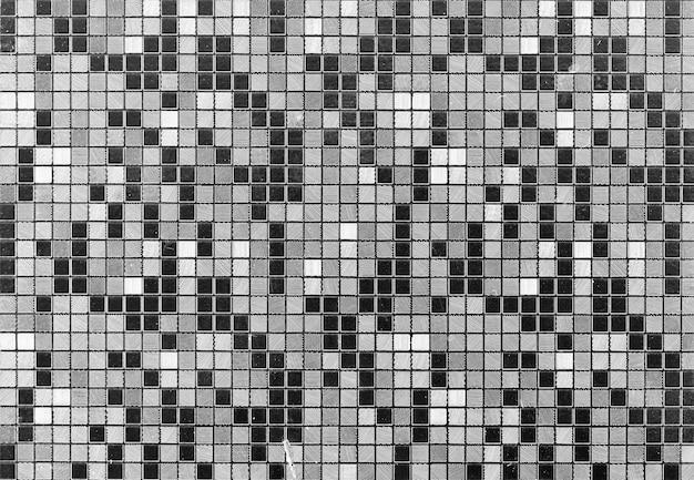Grafisches abstraktes schwarzweiss-hintergrund-muster Premium Fotos