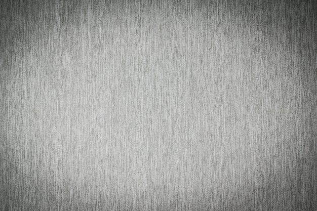Graue stoffbaumwolltexturen Kostenlose Fotos