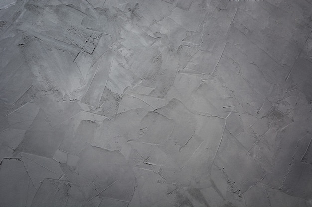 Grauer konkreter hintergrund für design. textur. muster. trendige farbe ultimate grey des jahres 2021. Premium Fotos