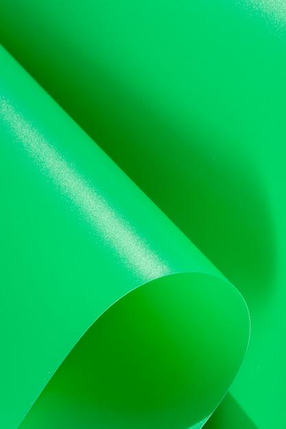 Grüne gebogene blätter Kostenlose Fotos