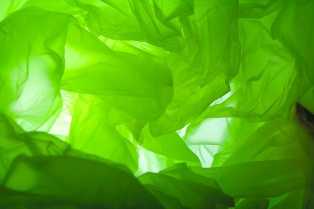 Grüner abstrakter hintergrund Premium Fotos
