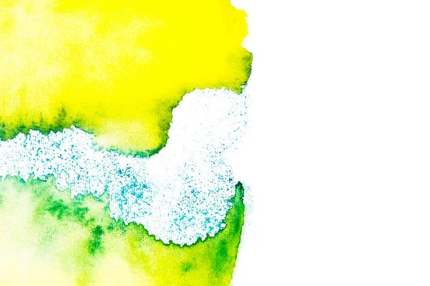 Grüner und gelber farbenhintergrund Kostenlose Fotos