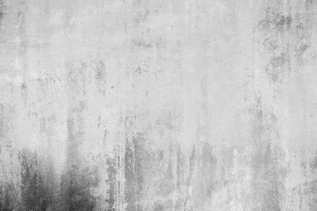 Grunge alte zementwand textur - monochrom Premium Fotos