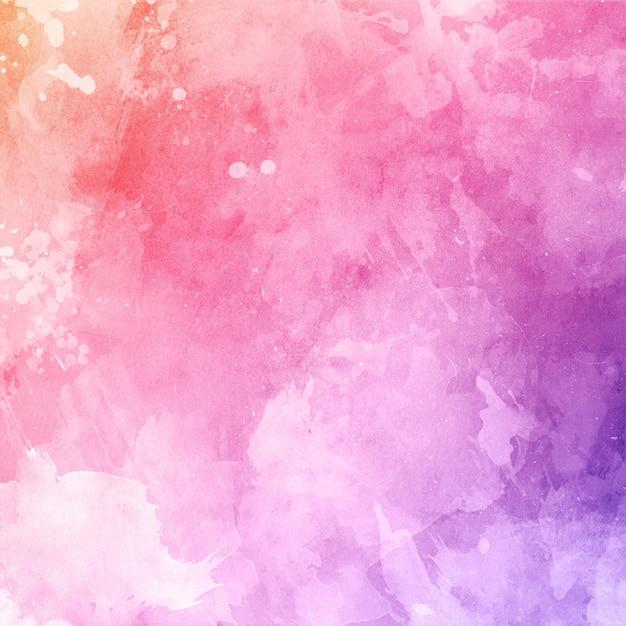 Grunge aquarell textur hintergrund mit spritzern und flecken Kostenlose Fotos