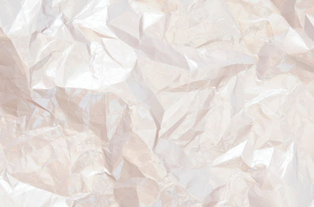 Grungy zerknitterter strukturierter papierhintergrund. geschenkpapier. Premium Fotos