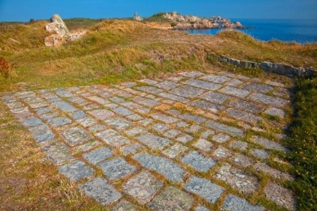 Guernsey küste hdr Kostenlose Fotos