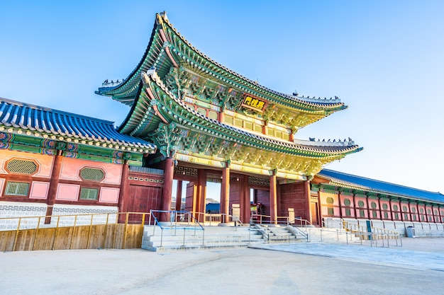 Gyeongbokgung-palast Kostenlose Fotos