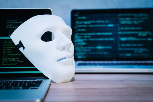 Hacker-maske Kostenlose Fotos
