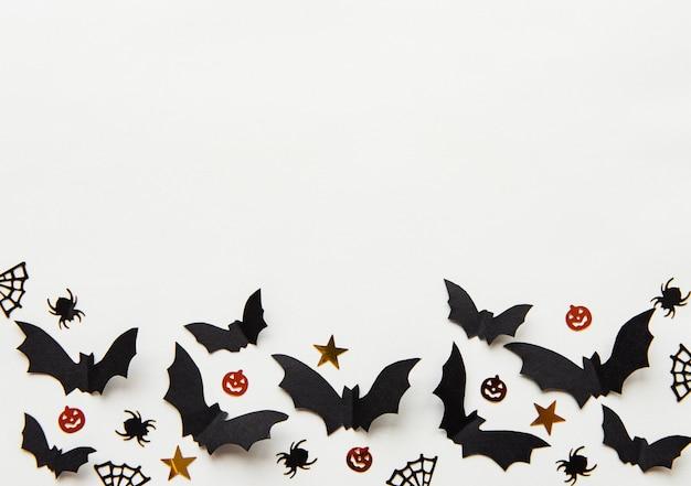 Halloween-feiertagsdekorationen Premium Fotos