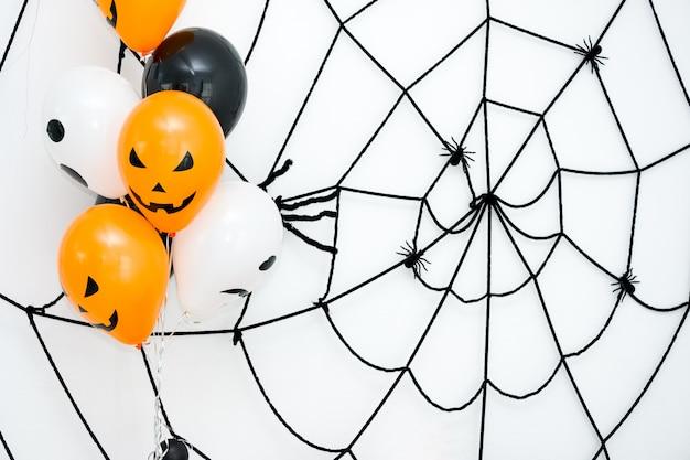 Halloween-hintergrundkonzept Premium Fotos