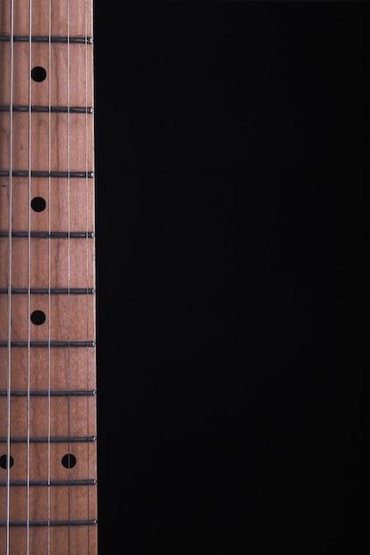 Hals der elektrischen gitarre Kostenlose Fotos
