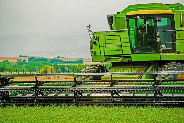 Harvester nahaufnahme Kostenlose Fotos