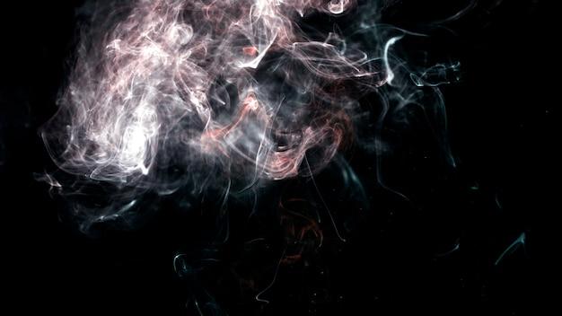 Hauch von hellem rauch Kostenlose Fotos
