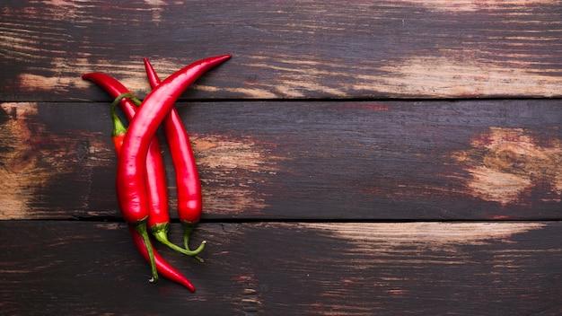 Haufen heißer chili Kostenlose Fotos