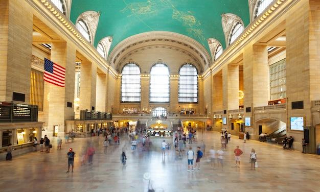 Haupthalle grand central terminal, new york Premium Fotos
