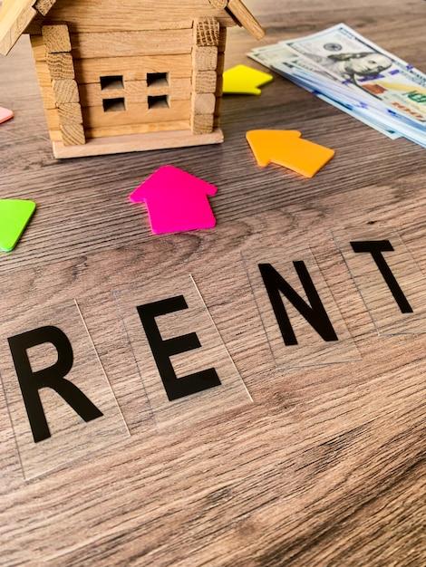 Haus kaufen oder mieten, immobilienkonzept, Premium Fotos