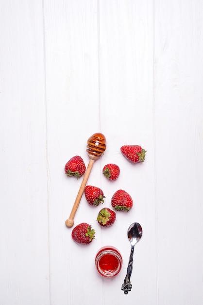 Hausgemachte marmeladenherstellung Premium Fotos