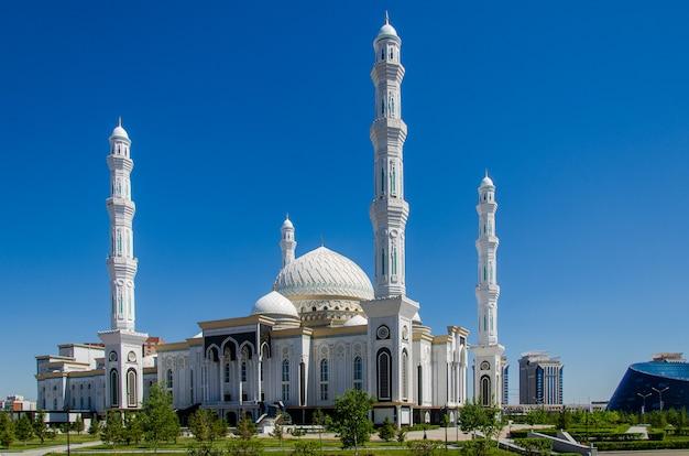 Hazret sultan moschee Premium Fotos