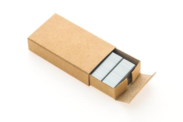 Heftklammerkasten getrennt Kostenlose Fotos